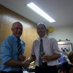 Week St Mary FC End of Season Presentation 2012